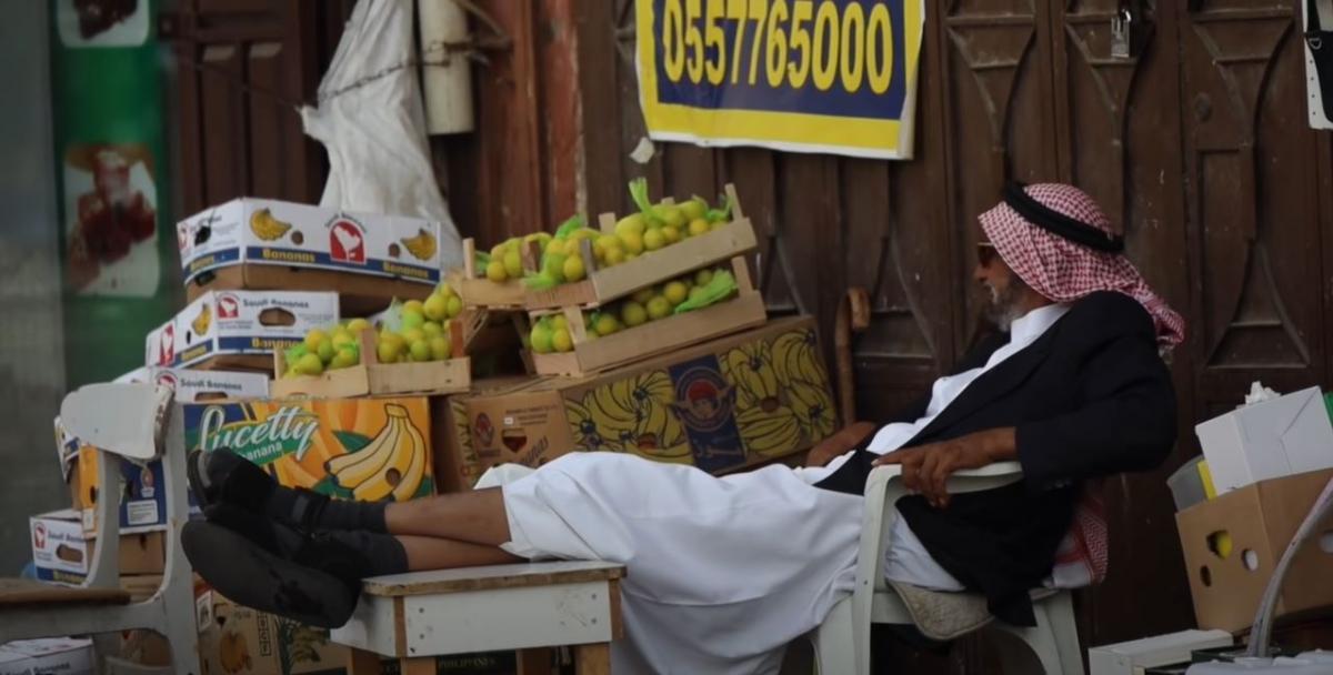 Саудовская Аравия на пути к открытости / фото пресс-службы «1+1»