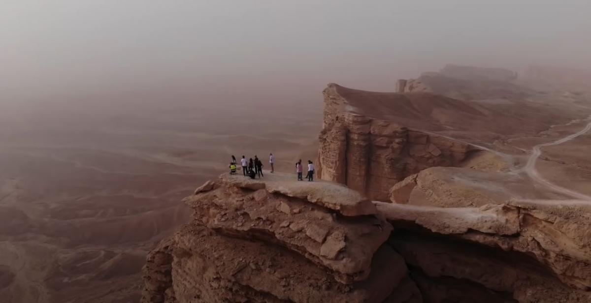 Нефтяной кризис побудил Саудовскую Аравию к развитию туризма / фото пресс-службы «1+1»