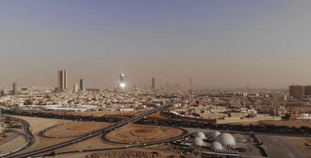 Современное строительство в Саудовской Аравии / фото пресс-службы «1+1»