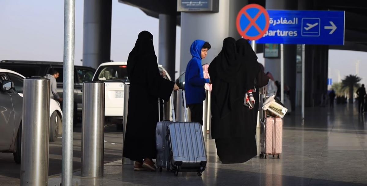 В Саудовской Аравии началась настоящая революция для женщин / фото пресс-службы «1+1»