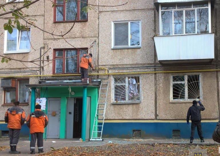 В Харькове мужчина взорвал три гранаты / фото hk.npu.gov.ua