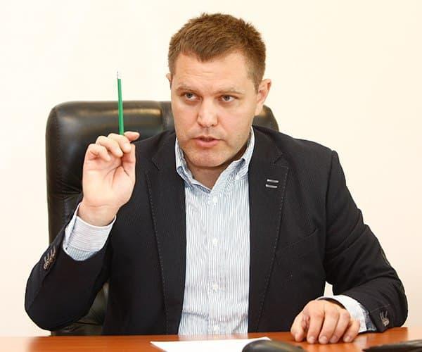 Олексій Маловацький, заступник голови ВРП