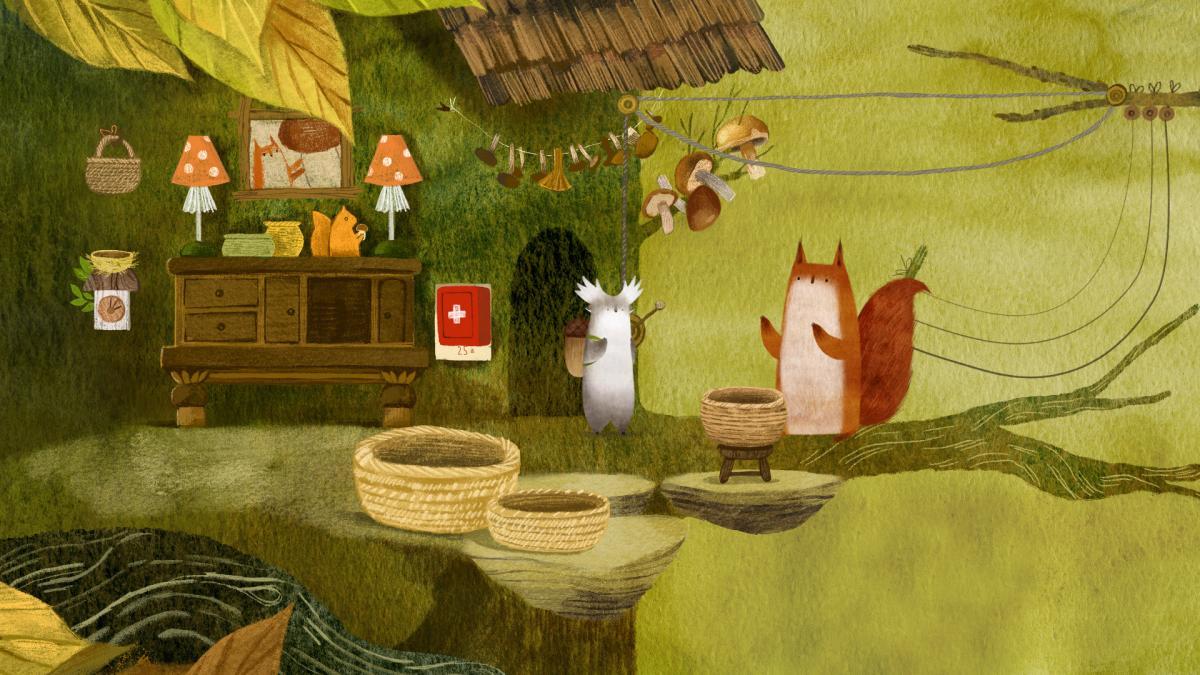 Игра Tukoni доступна в Steam бесплатно /фото store.steampowered.com