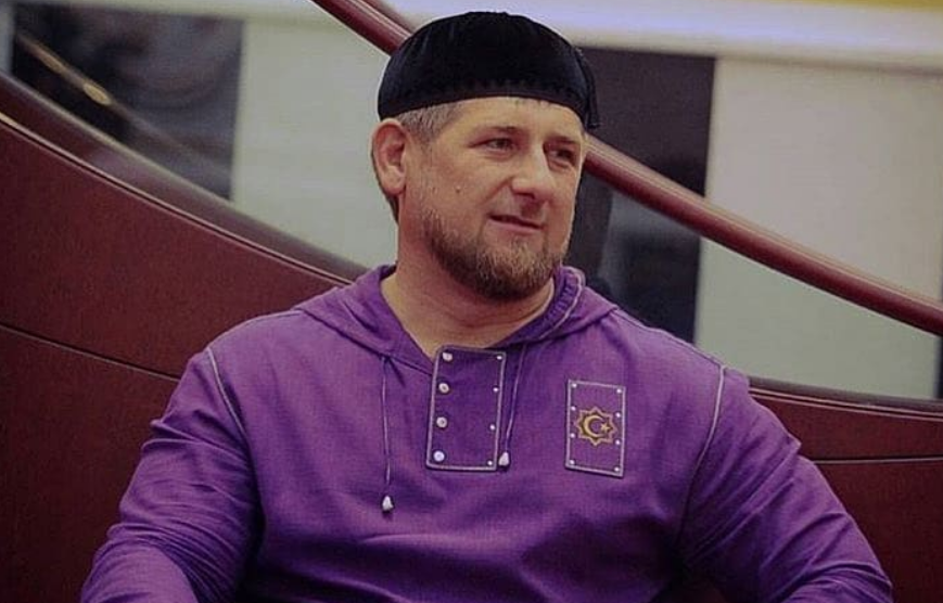 Кадыров поручил убрать героев Marvel со стен в детском центре / фото instagram.com/kadyrov