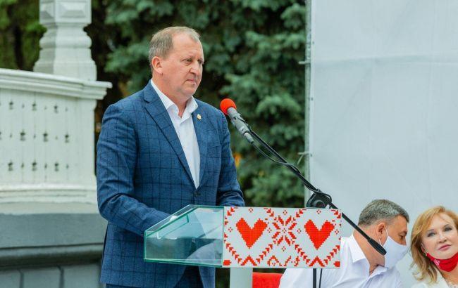 Александр Лысенко снова стал мэром Сум / фото facebook Александра Лысенко