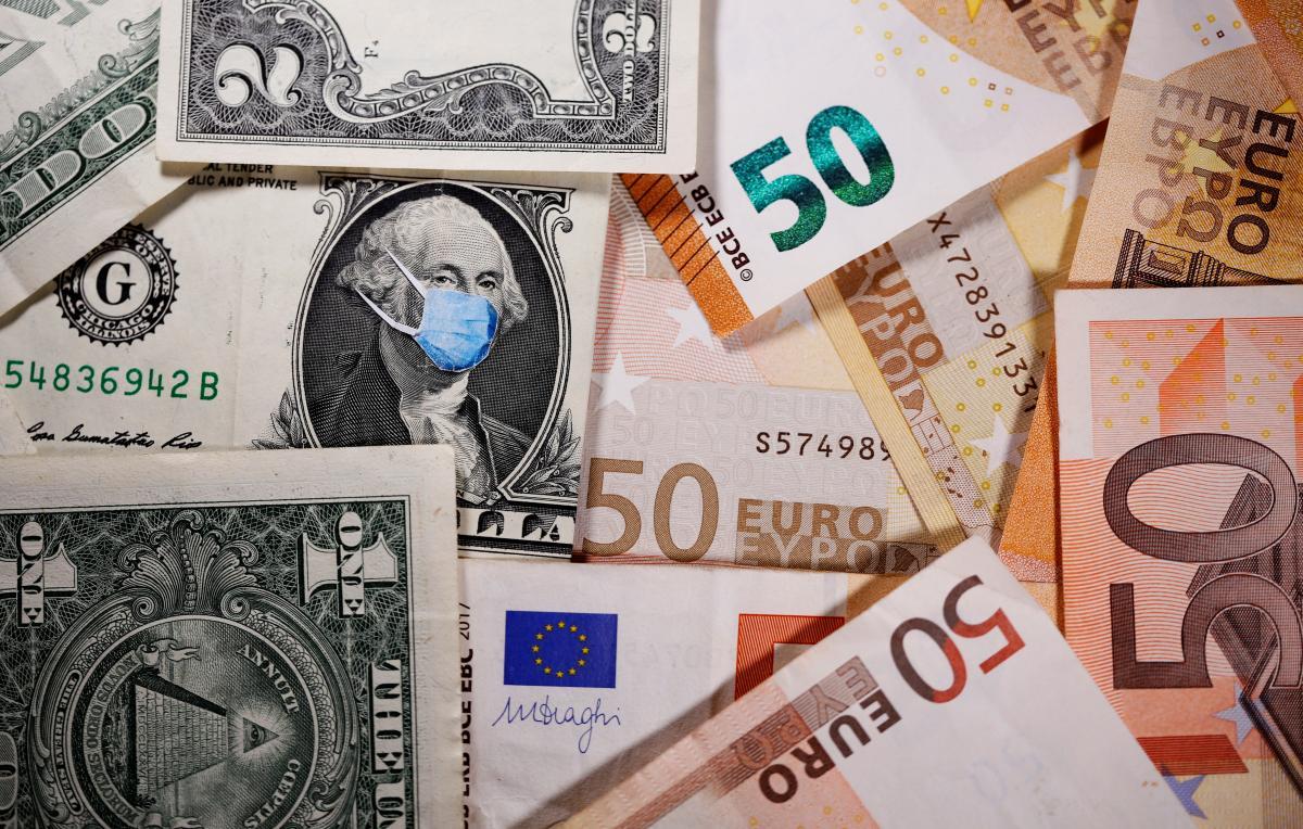 В НБУ заявили о необходимости финансирования дефицита / Иллюстрация REUTERS