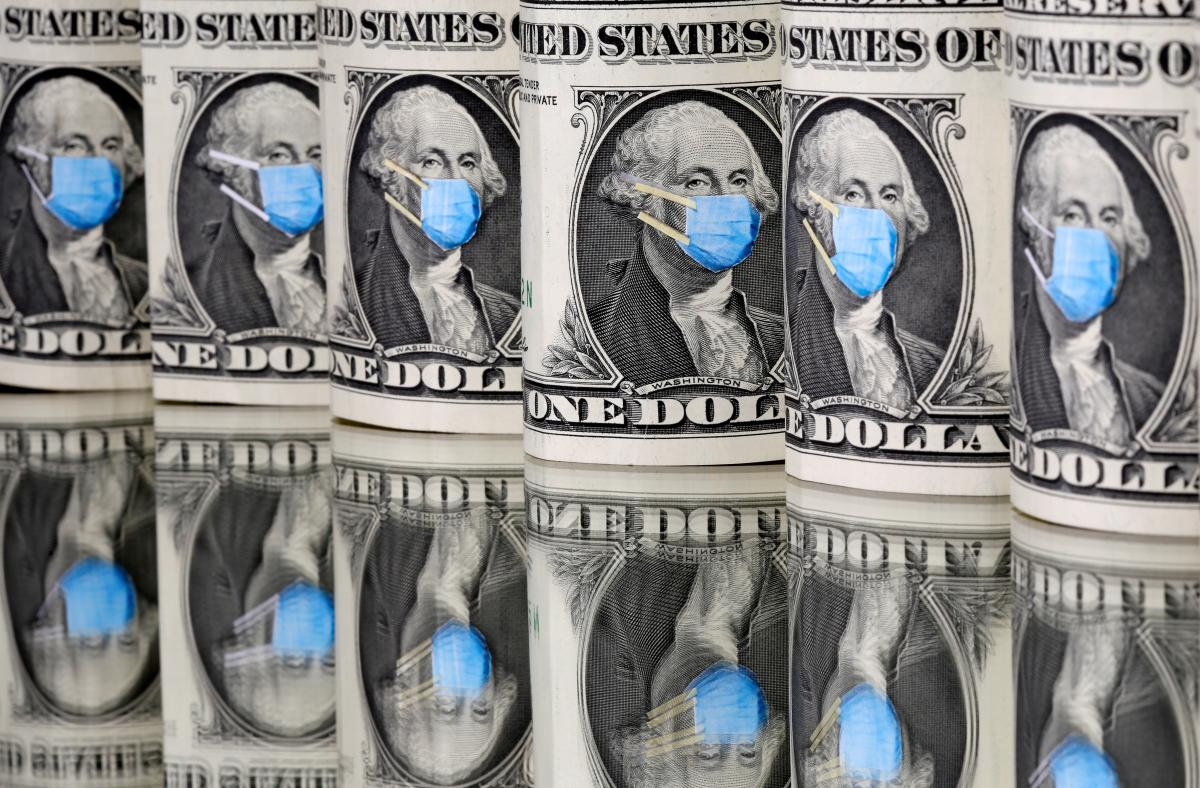 В США хотят создать электронный доллар / REUTERS