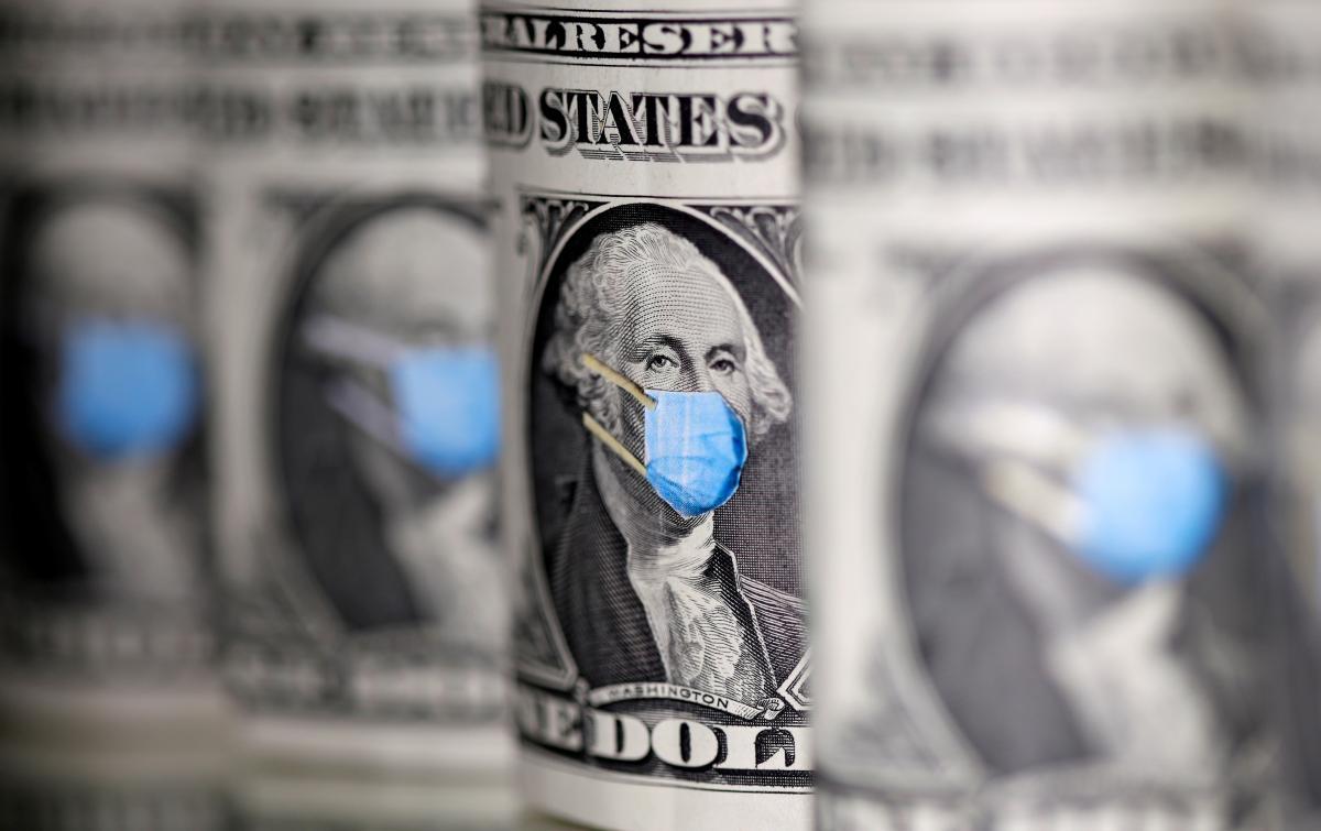 Международные резервы Украины приблизились к $29 миллиардам / REUTERS