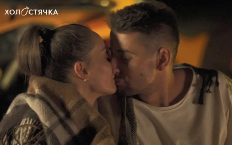 Еллерт і Мішина поцілувалися