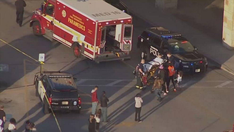 Стрельба в США - в результате стрельбы в ТЦ много раненых: фото, видео / TVU25