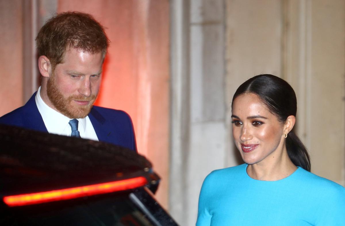Фрогмор-хаус Меган Маркл і принца Гаррі віддали принцесі Євгенії / фото REUTERS