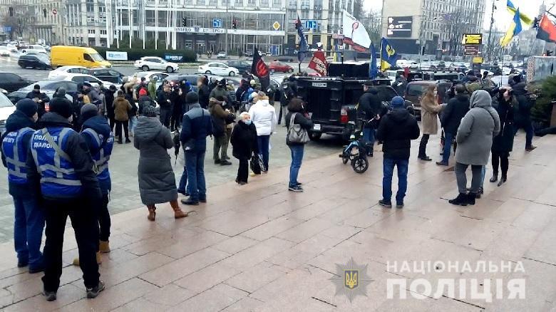 Правонарушений не зафиксировано / фото Нацполиции