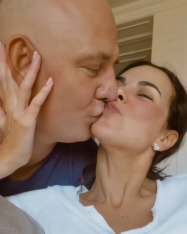 Настя поцеловалась с Потапом / instagram.com/potupinastyaf