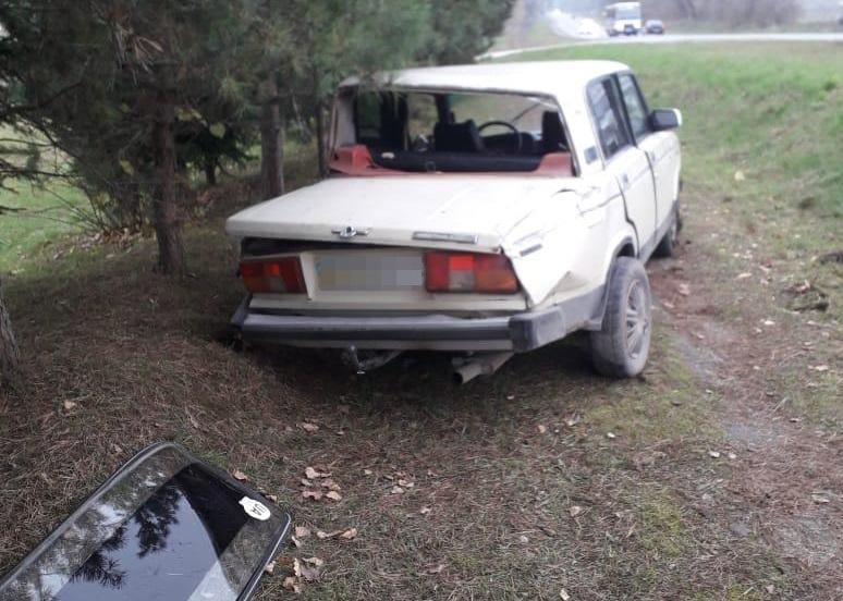 Четверо детей пострадали в результате ДТП на Львовщине / фото facebook.com/MVS.LVIV