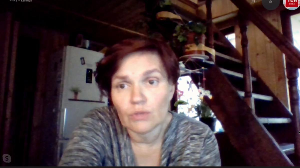 Волонтерка Леся Литвинова: Люди стоять у чергах на госпіталізацію тижнями