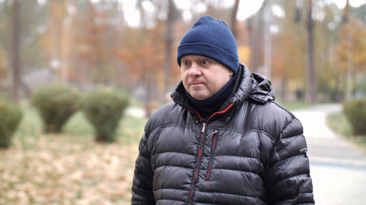 Олег Попенко розповів свою історію