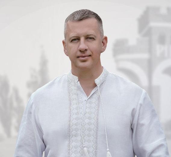 Мэром Ривного, вероятно, будет Виктор Шакирзян / фото facebook.com/viktor.shakyrzan