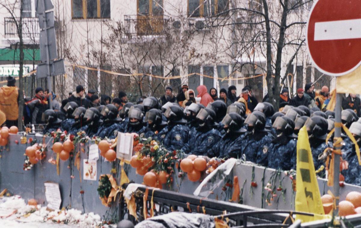 Оранжевая революция сломала планы Кремля в 21-м веке/ фото Flicker/neiljs