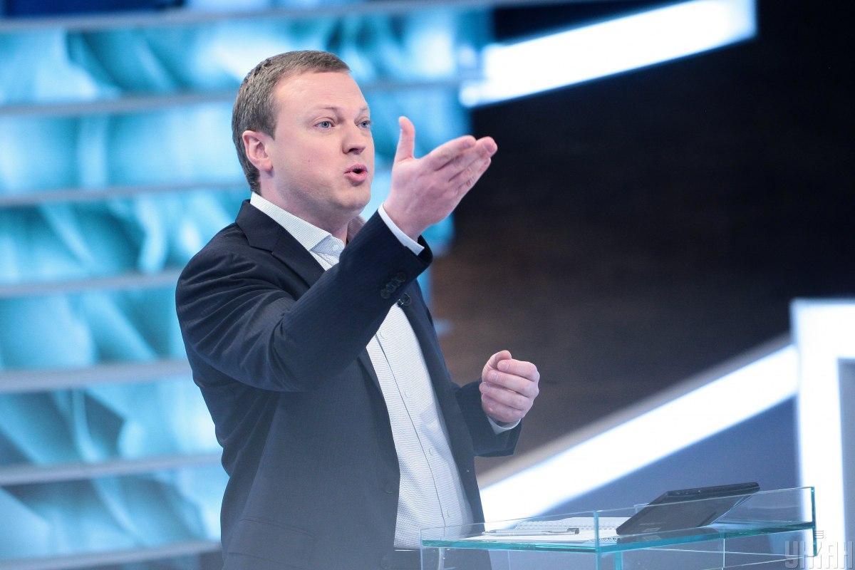 Святослав Олейник / фото УНИАН, Евгений Борисовский