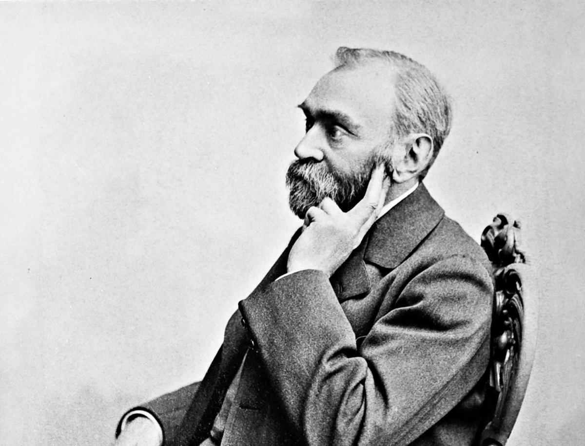 У 1867 році Альфред Нобель запатентував динаміт / фото wikipedia.org