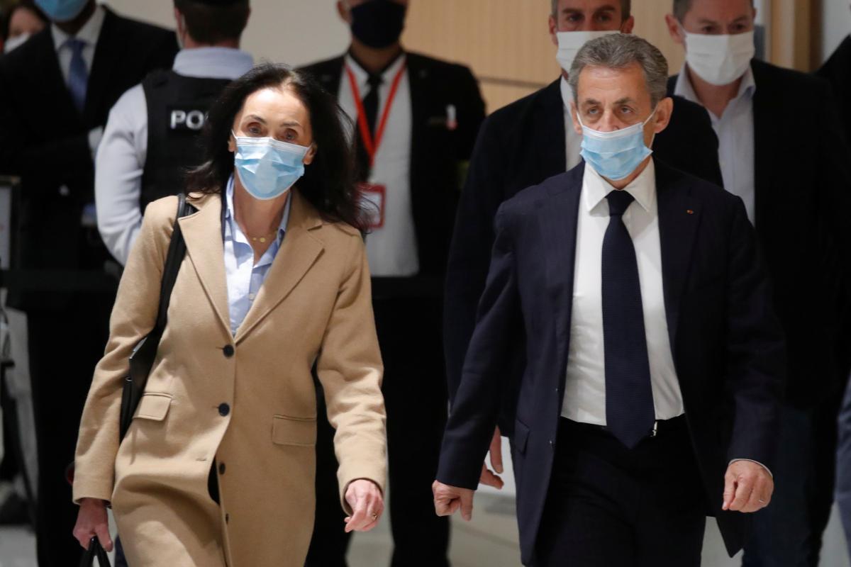 Саркози обвиняют в коррупции \ фото REUTERS