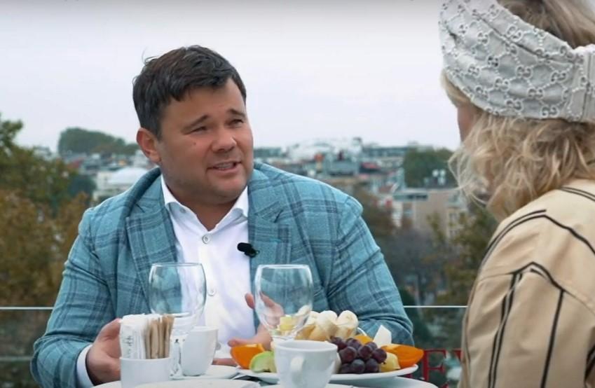 """Богдан рассказал Собчак о """"Минских соглашениях"""" / скрин видео"""