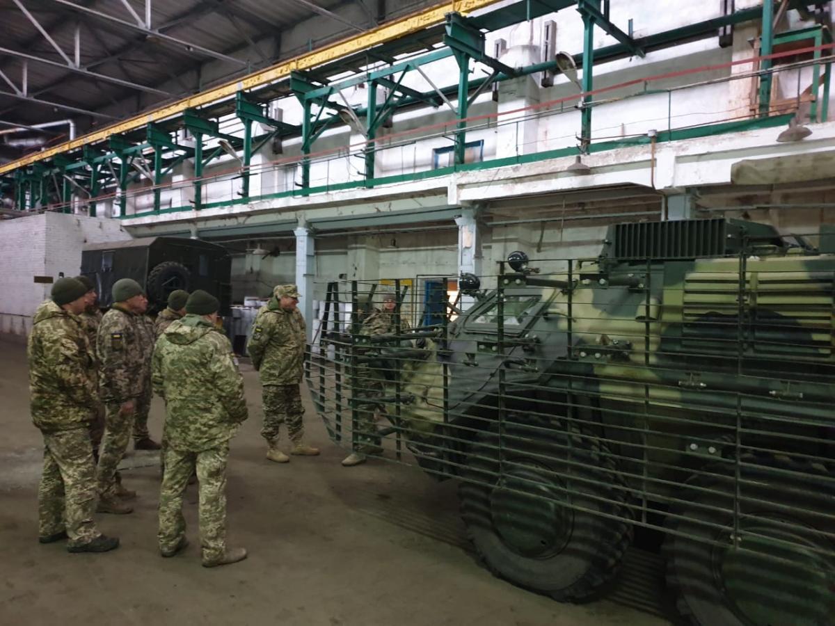 Ukraine's Army needs new, modern military equipment / Photo fromfacebook.com/oleguruskyi