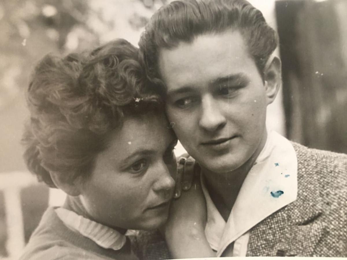 Жанна запевняє, що вони завжди були лише друзями / фотоз особистого архіву Жанни Тугай