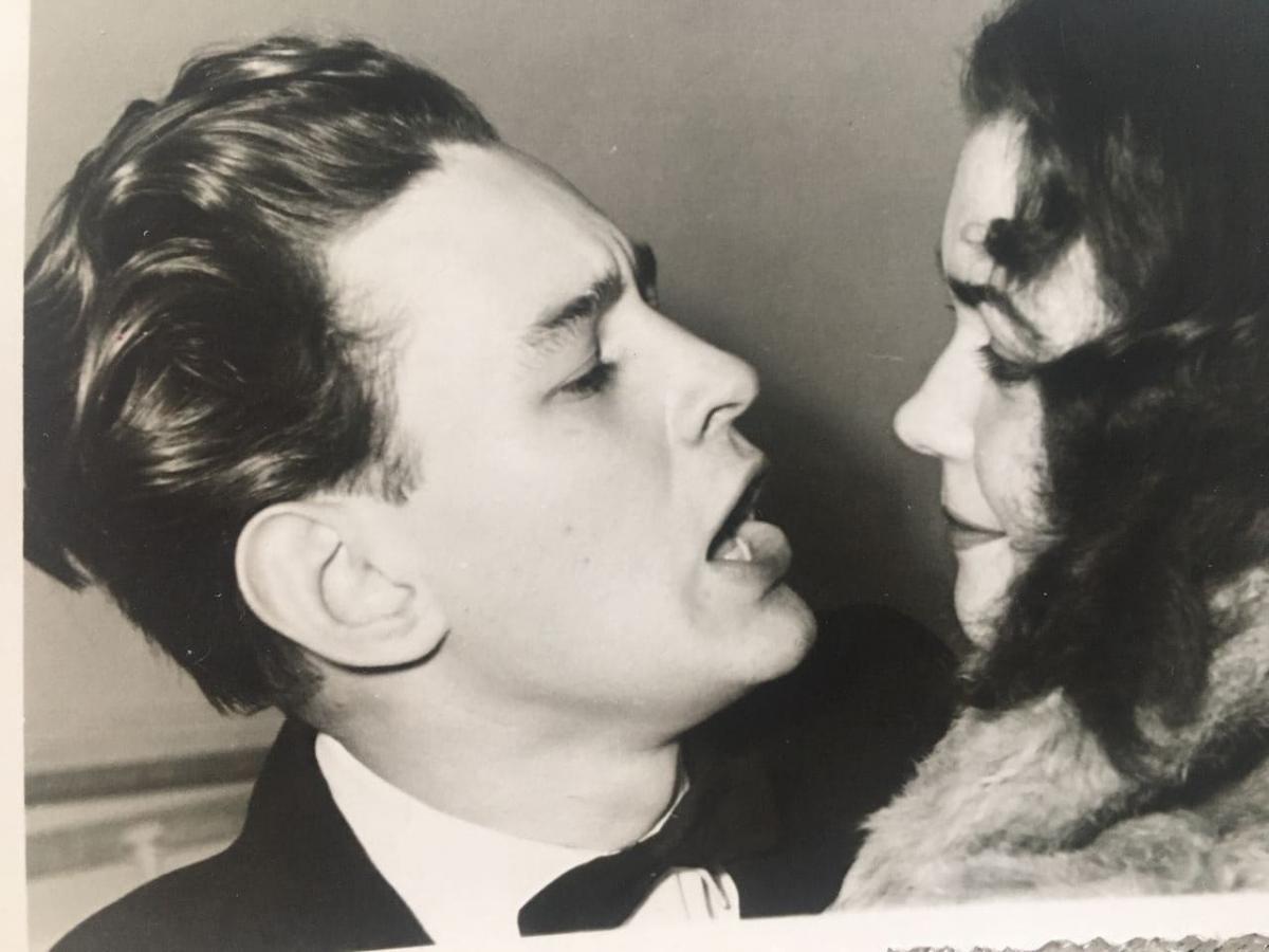За словами Жанни, Роман був дуже інтелігентним, вихованим чоловіком /фотоз особистого архіву Жанни Тугай