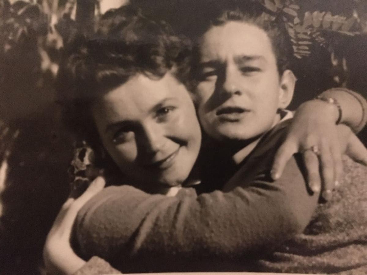 Чоловік Жанни не ревнував до Романа / фотоз особистого архіву Жанни Тугай
