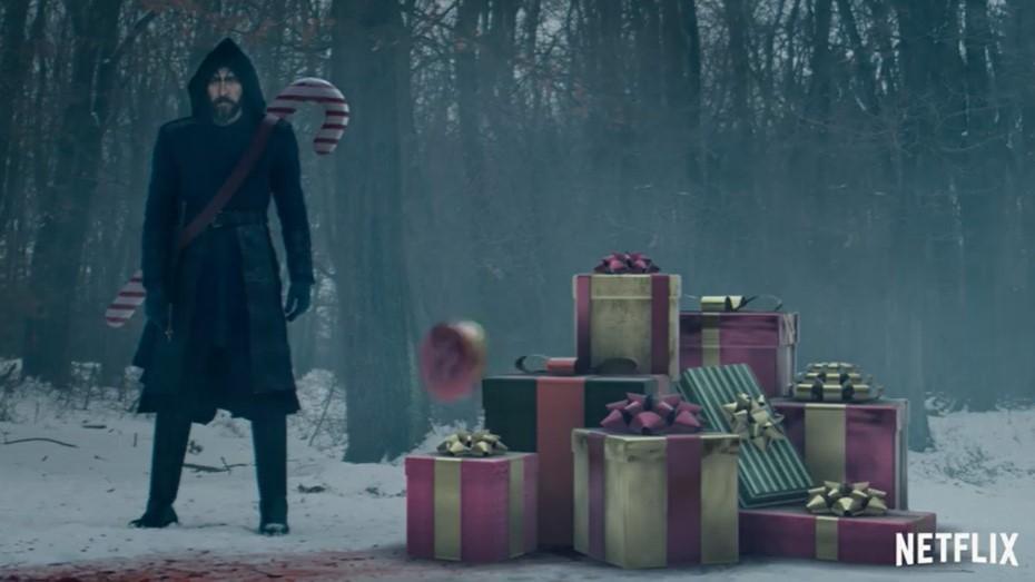 """Новий сезон """"Відьмака"""" здивував фанатів / скріншот з відео"""