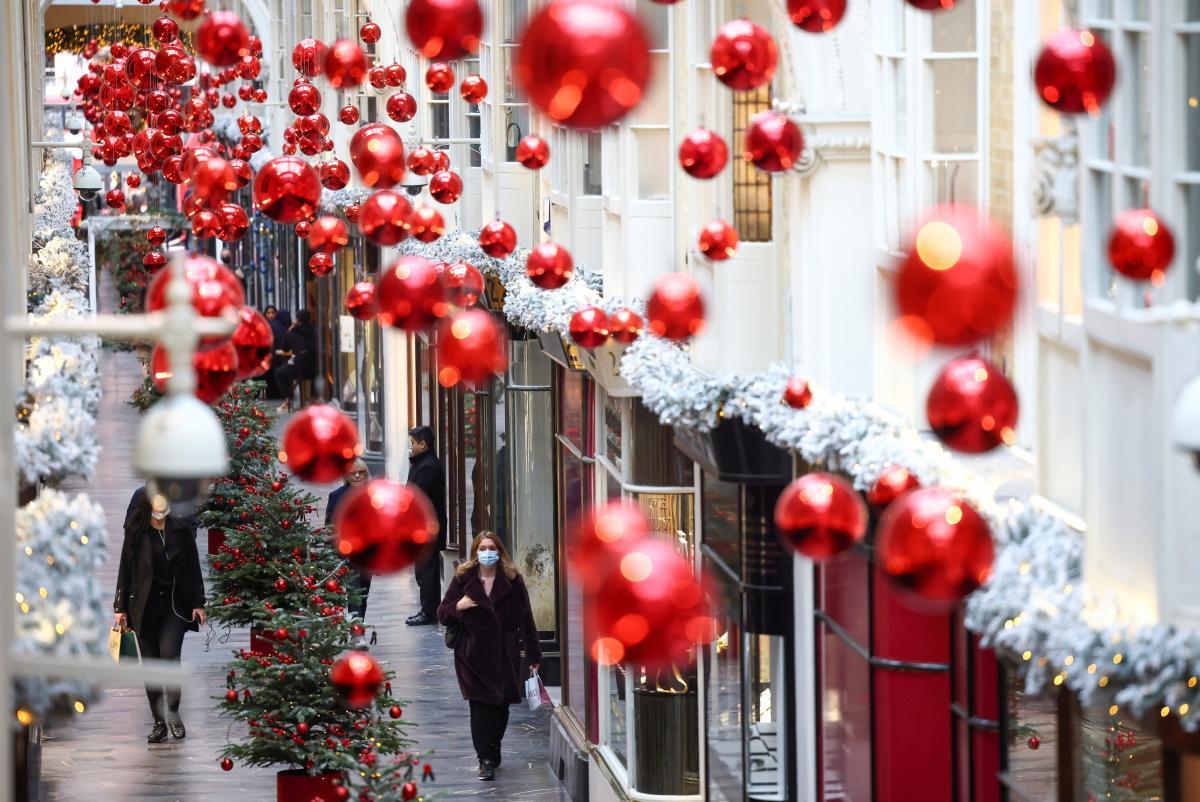 Європа ризикує залишитися цього року без справжнього Різдва / фото REUTERS