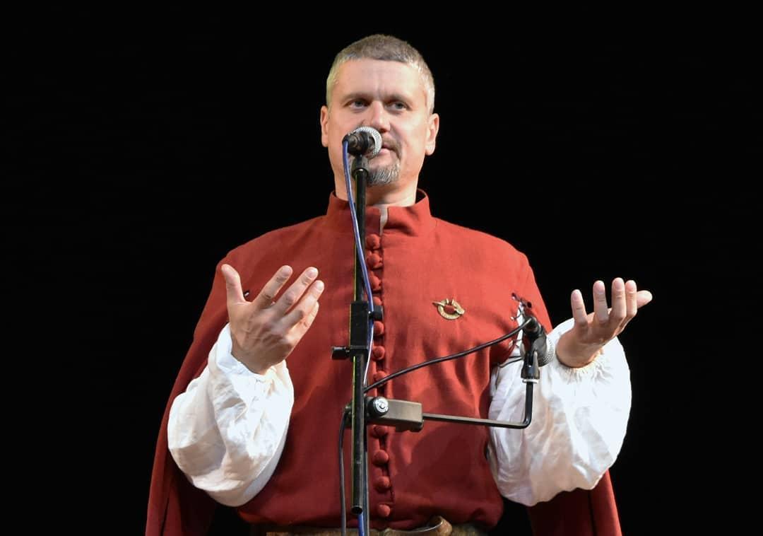 Змітер Сосновський / фото facebook.com/zsasnouski