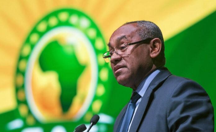 Ахмад Ахмад руководил CAF с 2017 года / фото politicoghana.com