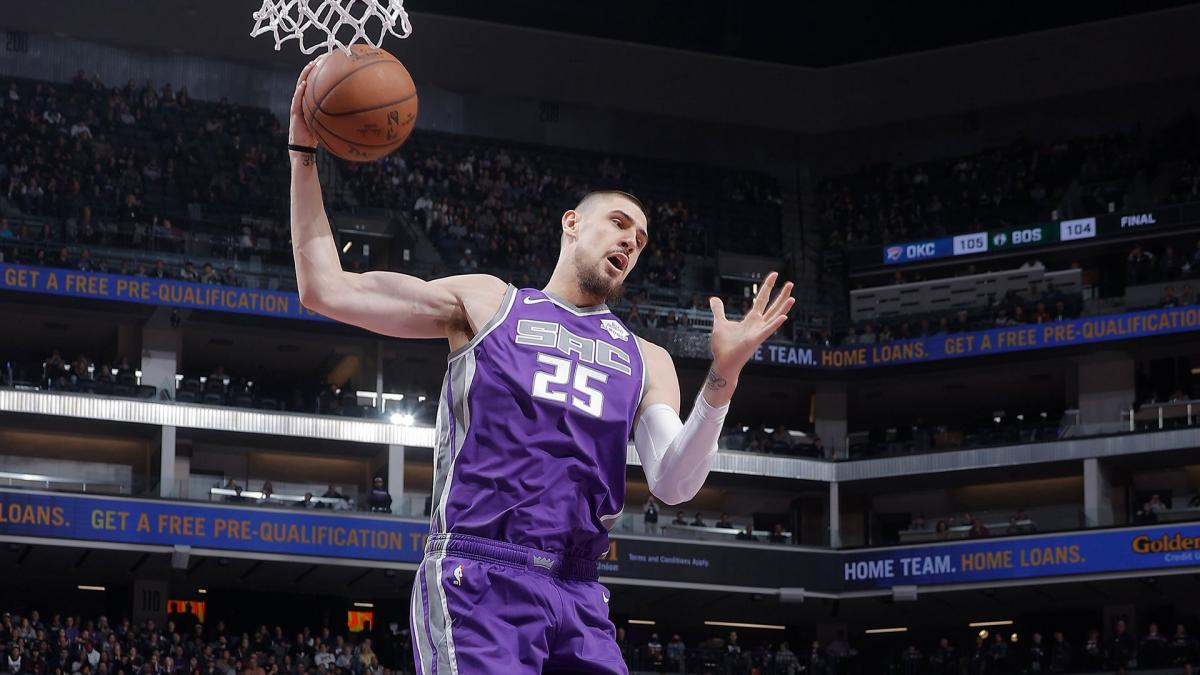 Лень выступает в НБА c 2013 года / фото nba.com