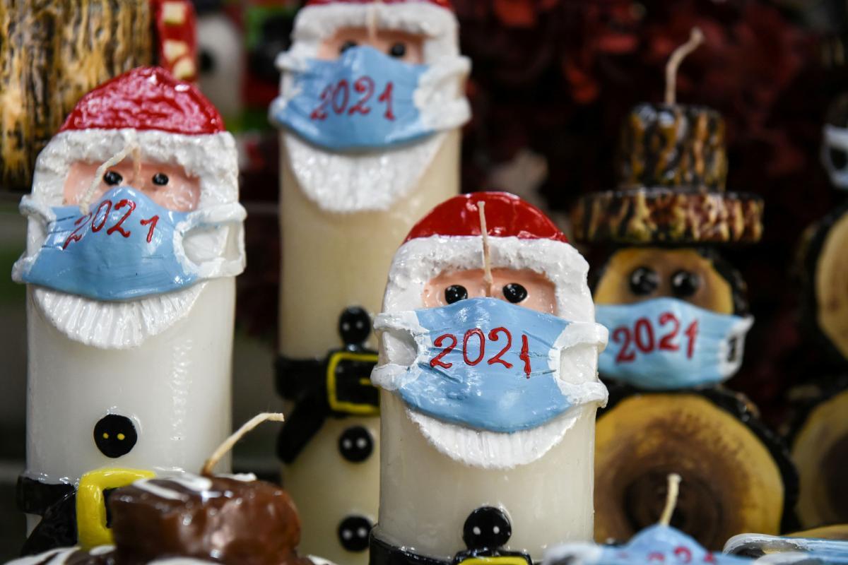 Карантин выходного дня - в правительстве рассказали о локдауне на Рождество и Новыйгодв Украине / Фото: REUTERS