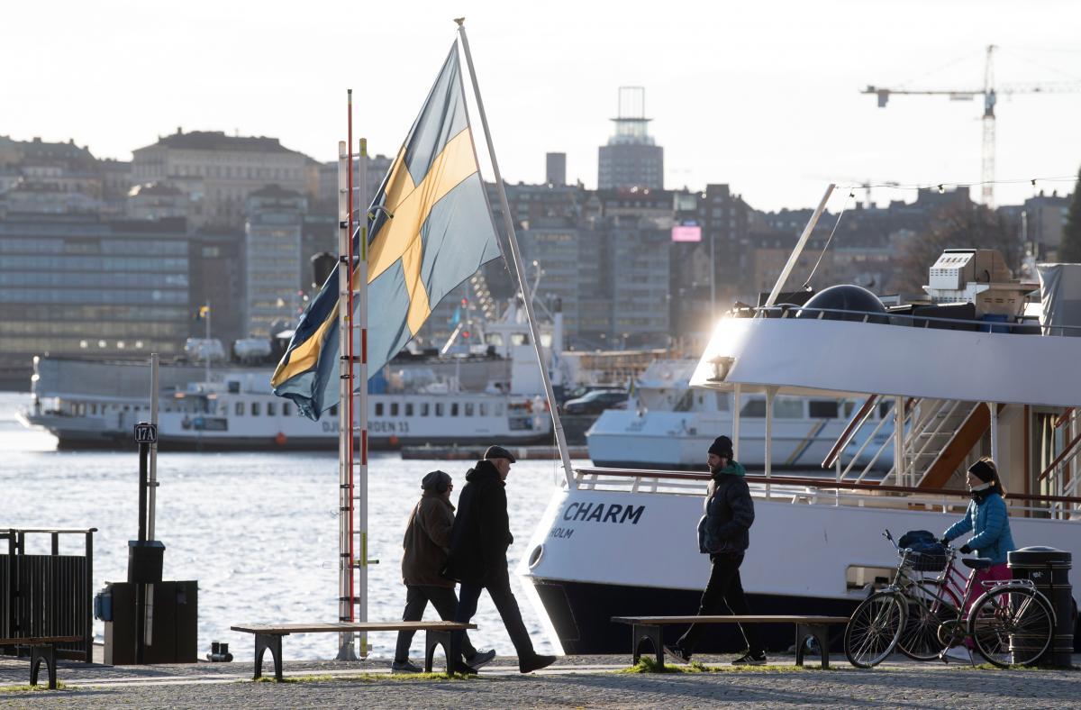 В Швеции начал действовать усиленный карантин / фото REUTERS