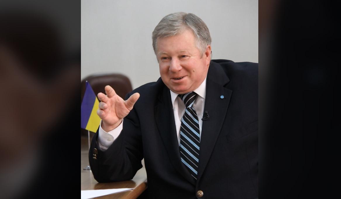 Олександр Дегтярев - очільник відомого бюро Південне помер від COVID-19 / facebook.com/yuzhnoye