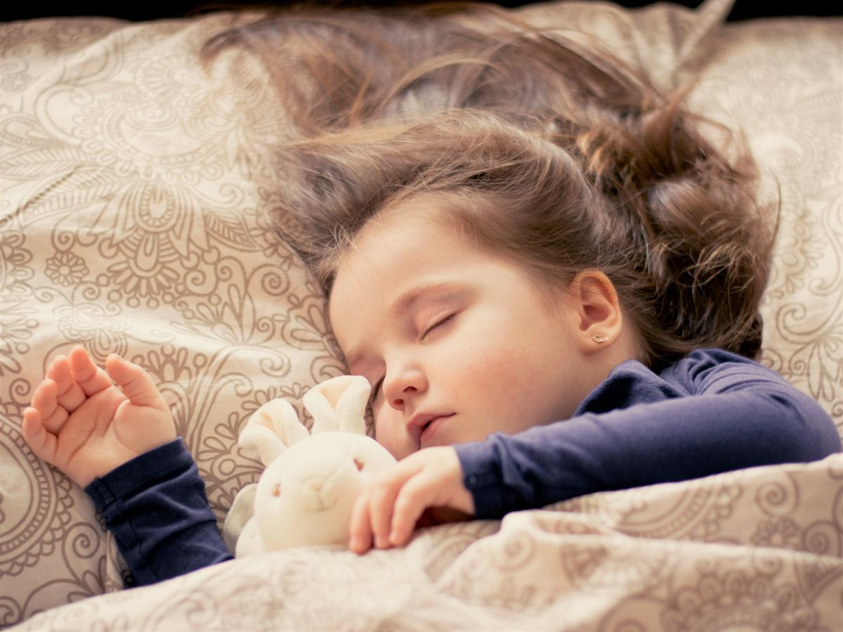Дневной сон оказывает положительный эффект на когнитивные функции / фото pixabay.com