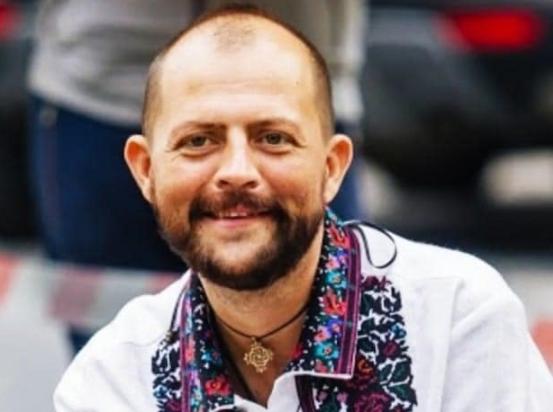 Петр Нестеренко-Ланько погиб в 37 лет \ facebook.com/galyna.yanko