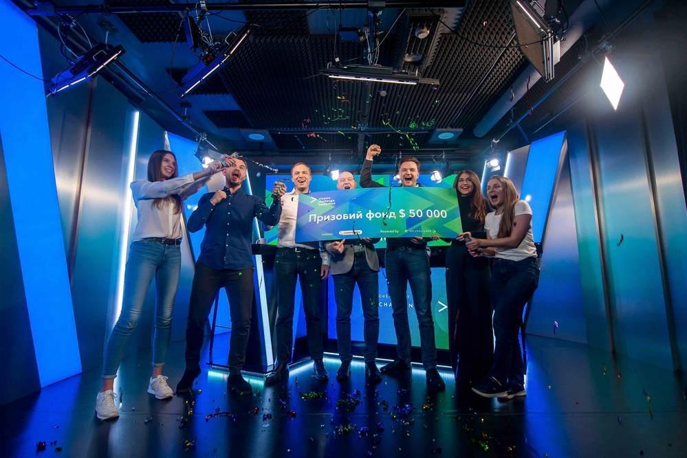 Победители хакатона определялись в трех направлениях / фото expert.com.ua