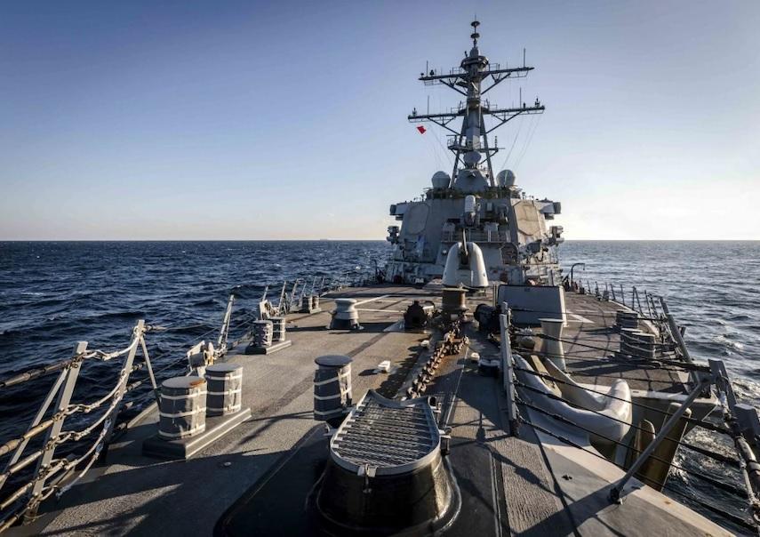 США жестко ответили на притязания РФ на нейтральные воды Японского моря / media.defense.gov