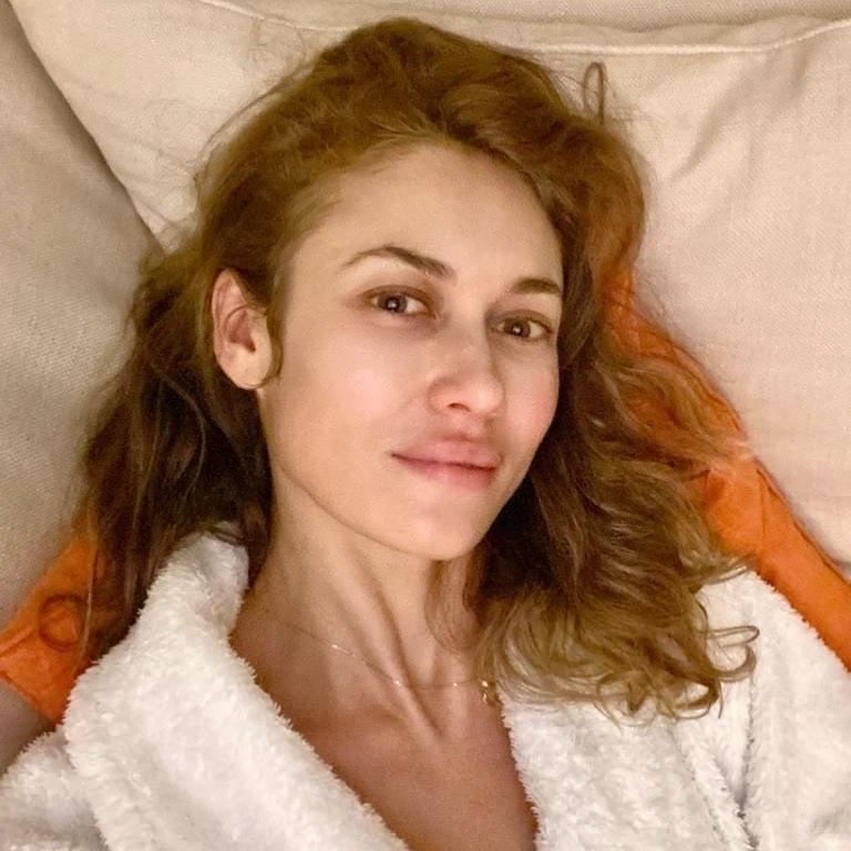Куриленко показала обличчя без макіяжу / instagram.com/olgakurylenkoofficial