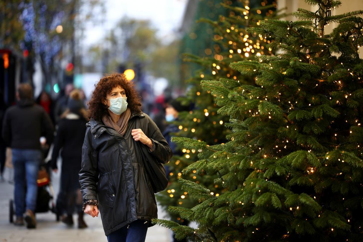 Коронавірус новини - чехів хочуть безкоштовно протестувати на антигени COVID-19 до Різдва / REUTERS