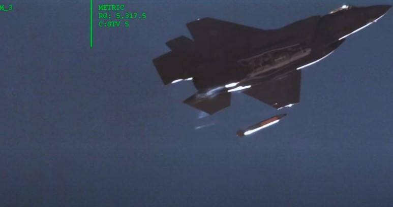 Випробування винищувача F-35A Lightning II завершені / скріншот