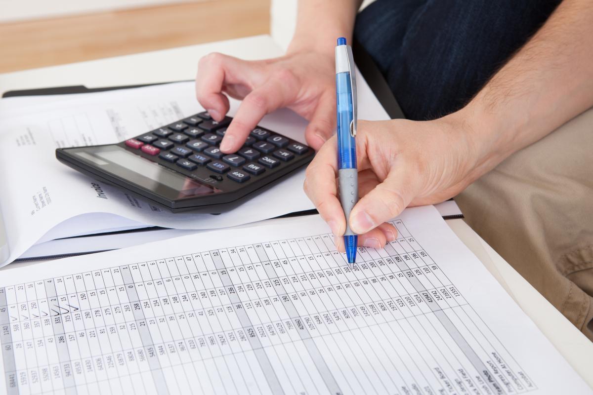 годовые показатели наполнения бюджета в 2020 году были обеспечены в полном объеме / фото ua.depositphotos.com