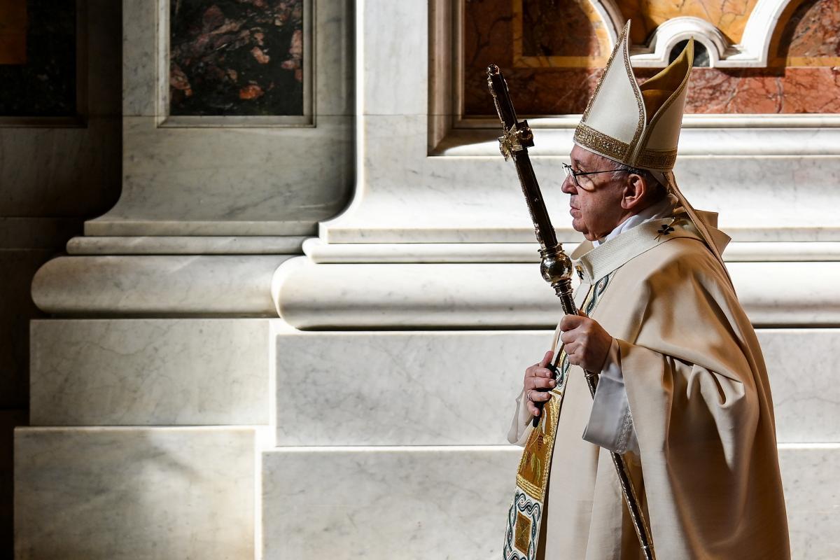 Папа Франциск объявил год Святого Иосифа / фото REUTERS