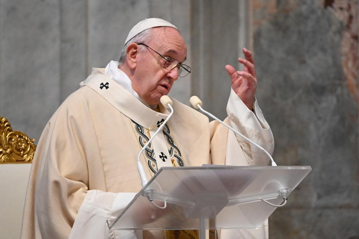 Папа высказался против использования религии в так называемых культурных войнах \ фото REUTERS