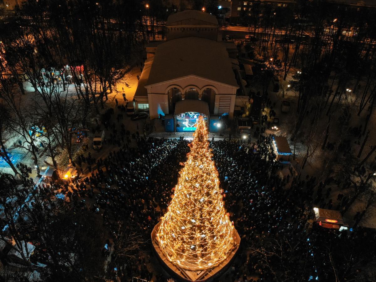 Главной елки Винницы в этом году не будет / vmr.gov.ua