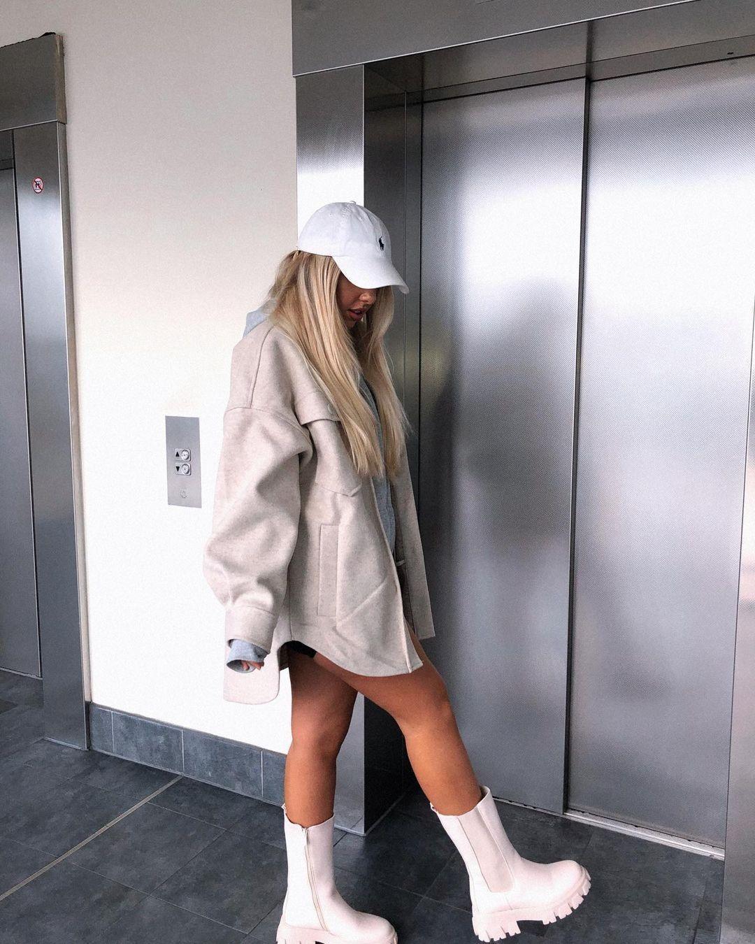 Модное удлиненное худи / instagram.com/asos
